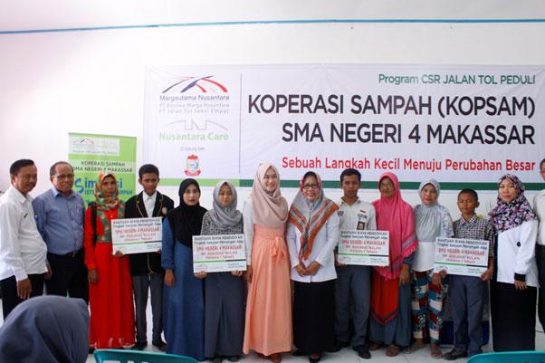 Koperasi Sampah Makassar