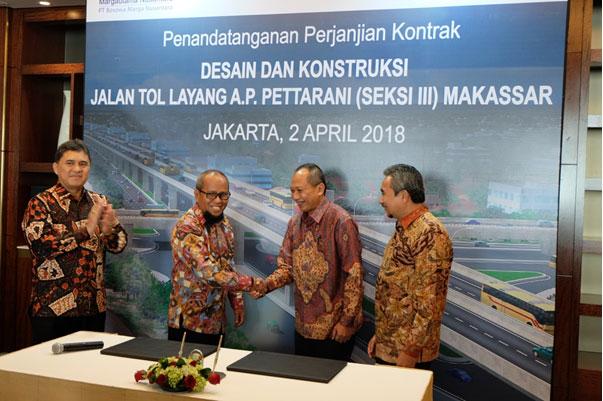 PT. MMN Siap Membangun Konektivitas Di Timur Indonesia