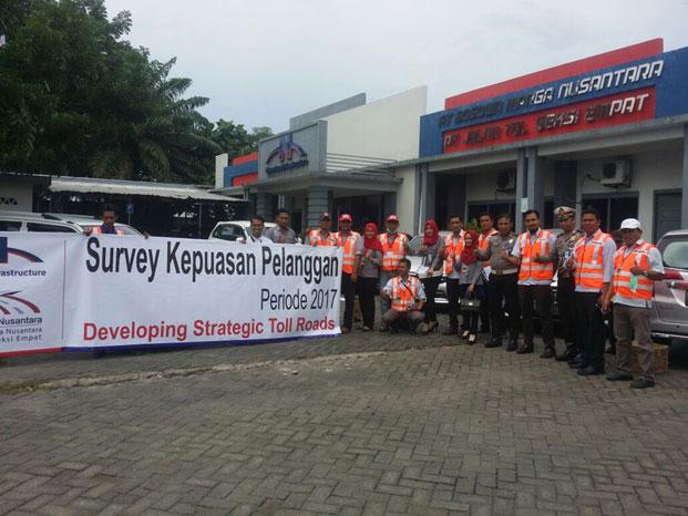 Survey of Makassar Toll Road User
