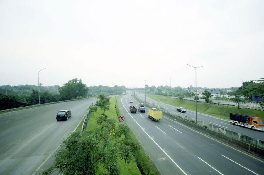 Toll Road : BSD
