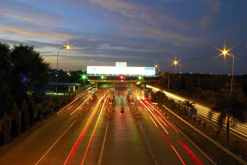 Toll Road : BMN
